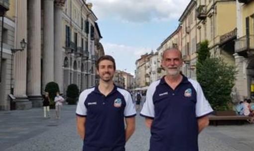 Matteo Parola e Corrado Biolè