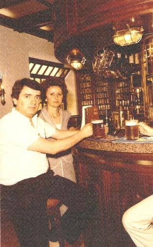 'Mamma Irma' nello storico pub aperto a Bra ad inizio anni '80