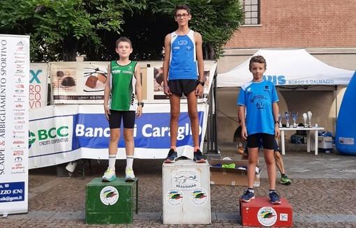 Atletica: risultati lusinghieri per la Podistica Buschese al Giro dei Carubi di Borgo San Dalmazzo