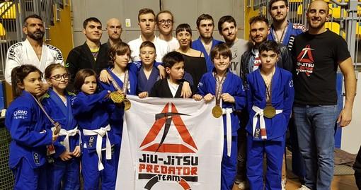 Brazilian Jiu Jitsu: Evolution Gym Mondovi al torino Challenge 2020