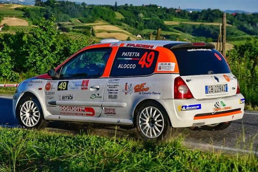 Motori: Patetta e Alocco pronti per il terzo appuntamento della Michelin Rally Zone Cup