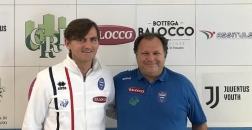 Fossano: Fabrizio Viassi sarà ancora responsabile del settore giovanile, Panero DT