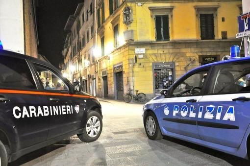 Rapporto tra residenti e numero di uomini delle forze dell'ordine: Piemonte tra le maglie nere