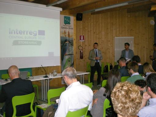 Cuneo: avviati i lavori del progetto Central Europe Store4HUC