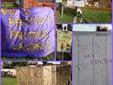 I cartelli di protesta dei genitori di Rocca de' Baldi