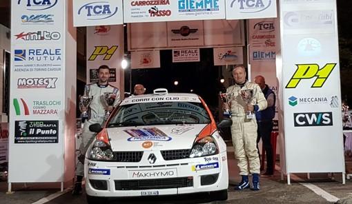 Motori: vittoria di categoria per Patetta-Alocco al 34° Rally Città di Torino