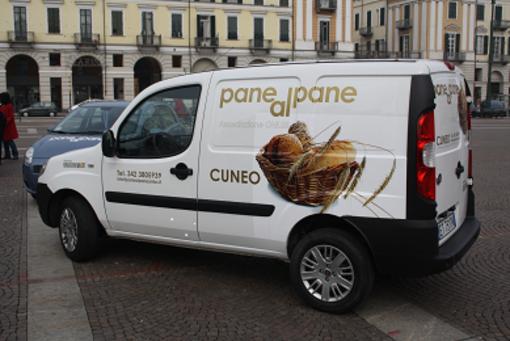 Pane al Pane nel 2018  ha raccolto oltre 57 tonnellate di cibo invenduto a Cuneo, Alba e Mondovì