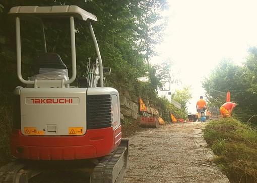 Una pista ciclabile da Rifreddo al monastero di Santa Maria verso Revello: al via i lavori