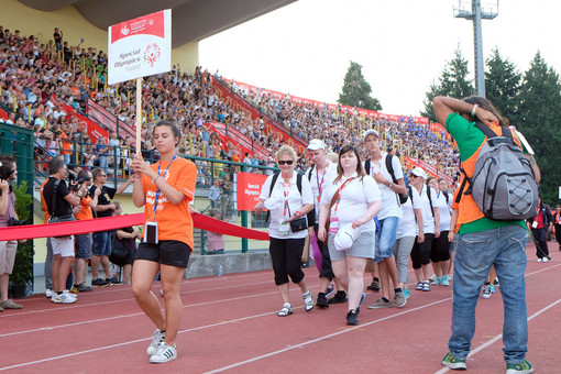 """Biella sarà teatro dei giochi """"Play the games"""" di Special Olympics"""