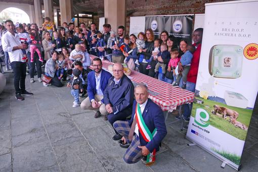 Premiazione dei 29 bambini nati nel 2020 a Scarnafigi e Ruffia