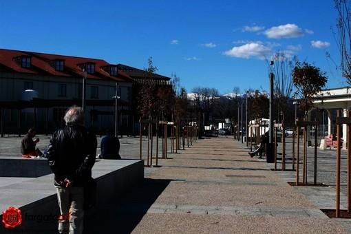 Piazza Foro Boario in una foto di repertorio