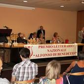 Una precedente edizione del premio letterario Alfonso di Benedetto