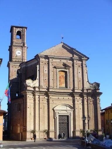 Dal comune di Moretta contributo straordinario alla parrocchia San Giovanni Battista