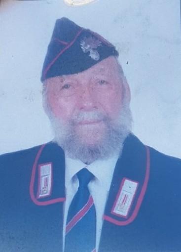 Lutto a Borgo San Dalmazzo: è morto l'ex carabiniere Pietro Bosio di 86 anni