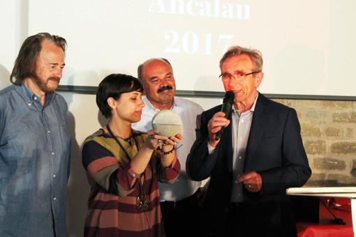L'edizione 2017 del Premio Ancalau