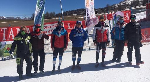 Sci alpino: Edoardo Saracco primo Aspirante a Sestriere