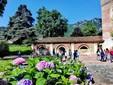 Il parco e il castello di Envie