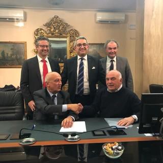 Banca CRS rinnova l'accordo con Confartigianato Cuneo e Confidi Cuneo
