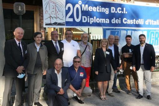 Roccaforte Mondovì: un successo la 20^ edizione del Meeting Diploma dei Castelli d'Italia