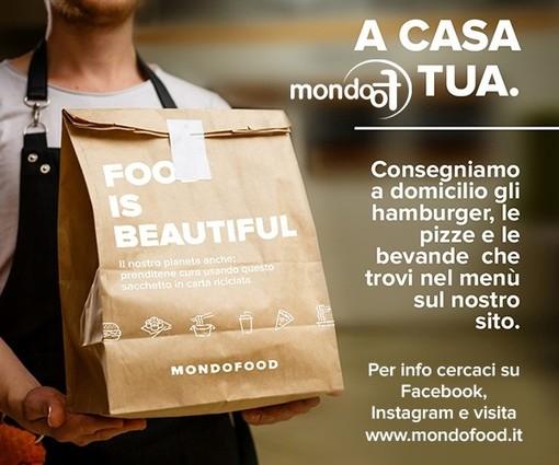 """Mondofood """"A CASA TUA"""""""