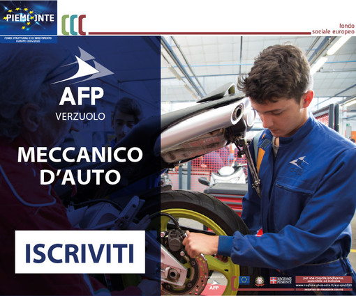 Meccanico d'auto a Verzuolo