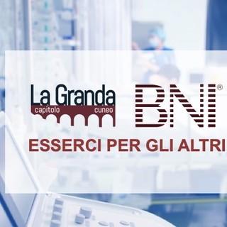 BNI - Capitolo La Granda di Cuneo dona 2500 euro all'Ospedale di Cuneo