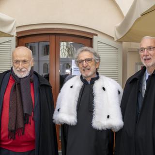 Con la lectio magistralis di Renzo Piano si è aperto il nuovo anno accademico dell'Università di Pollenzo