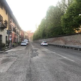 Racconigi si prepara al Giro d'Italia: partite le asfaltature sulla strada regionale 20