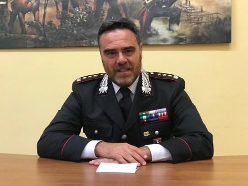 """Il colonnello Italiano lascia la guida dell'Arma provinciale: """"Quello che mi mancherà di più? I miei carabinieri"""""""