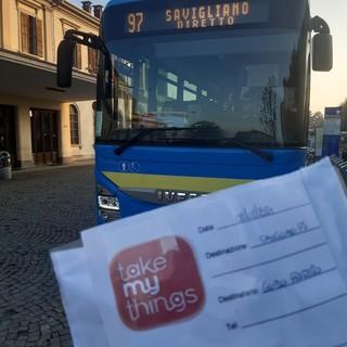 """Le merci """"viaggiano"""" in autobus con BusMyThings"""