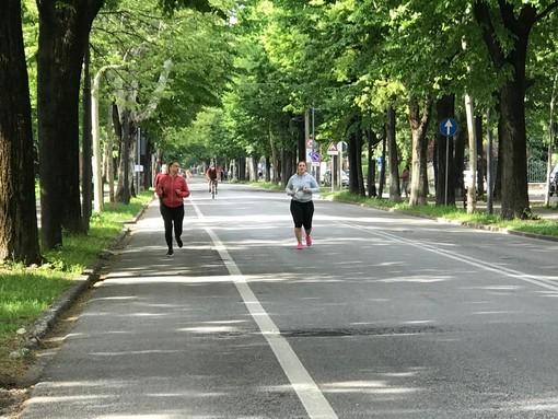 """""""Ampi spazi e molto verde. Trasformate viale Angeli a Cuneo in isola pedonale perenne"""""""