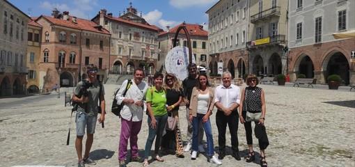 """Cartolina dal monregalese per """"Linea Verde Tour"""" con l'Atl del cuneese"""