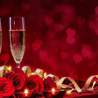 La tua cena romantica a San Valentino