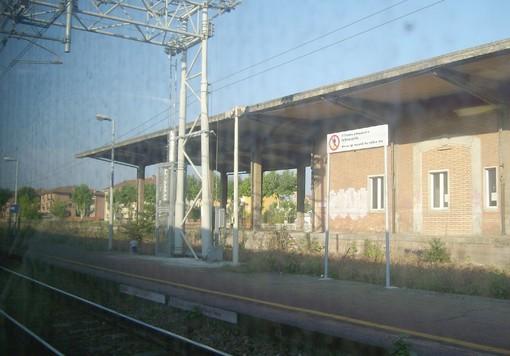 La stazione di Racconigi