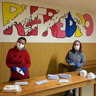 Il comune di Rifreddo dona una mascherina alle famiglie rifreddesi