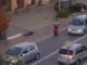 Un frame dal video ripreso da un residente e divenuto virale sui social