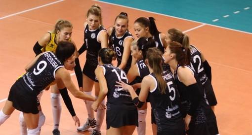 Le atlete del Volley Team Leningradka saranno di scena a Cuneo martedì 1 ottobre (Credit http://leningradka.spb.ru/en/)