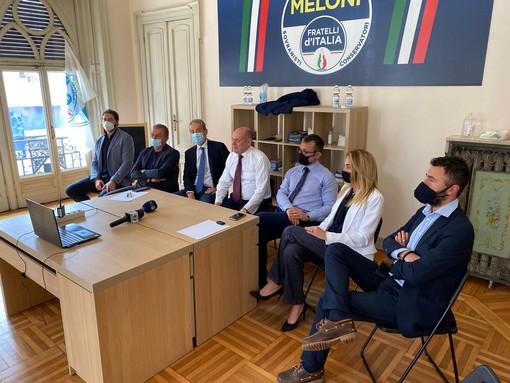 Carlo Riva Vercellotti lascia Forza Italia e va nel partito di Giorgia Meloni