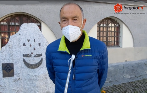Il presidente Avis Borgo Renzo Fronti