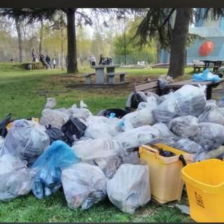 Giornata Plastic Free anche a Cuneo: nella zona delle Basse raccolte due tonnellate di rifiuti