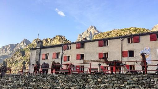 E' aperto l'albergo-rifugio Pian del Re di Crissolo. Chiuderà ai primi di ottobre
