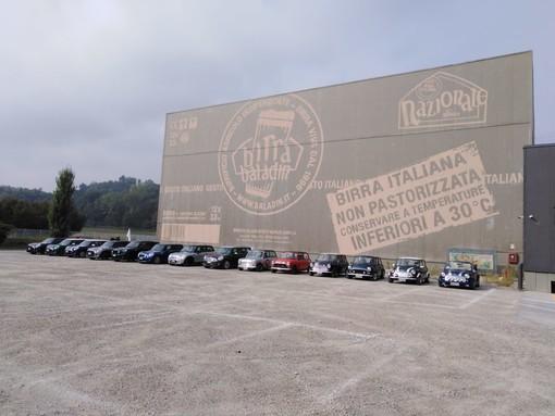 Baladin in Mini: evento d'esordio del RoadRunner Mini Club a Piozzo