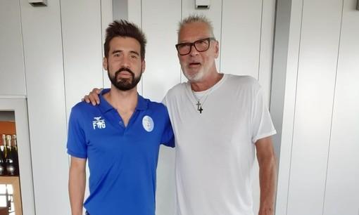 Stefano Tacconi con Michele Lucignani