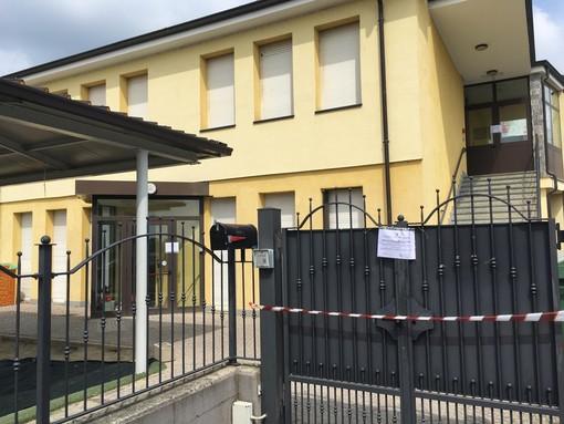 La scuola dell'infanzia di Santo Stefano Roero, ancora sotto sequestro