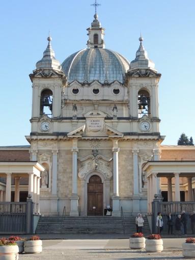 Concerto al santuario Regina Pacis di Fontanelle di Boves
