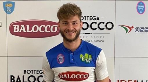 Calcio, Serie D - Fossano, ecco il primo colpo: in blues l'attaccante Simone Menabò
