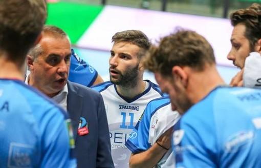 """Volley maschile A2 - Cuneo verso una doppia sfida contro Castellana Grotte, Serniotti: """"Servirà continuità nel nostro livello di gioco"""""""