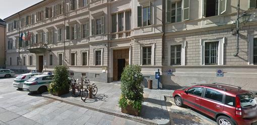 L'entrata di palazzo San Giovanni - foto da Googlemaps