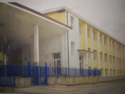 Le scuole medie di San Michele Mondovì