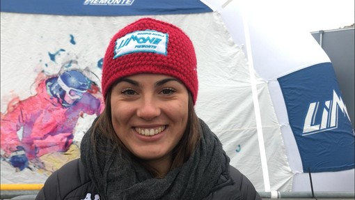 """VIDEO - Sci Alpino, Carlotta Saracco è pronta per la nuova stagione: """"Non vedo l'ora di ricominciare"""""""